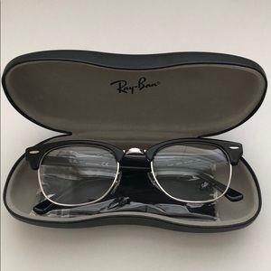 Ray-Ban Clubmaster eyeglasses